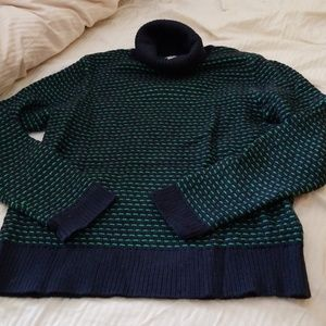 Turtleneck sweater jcrew